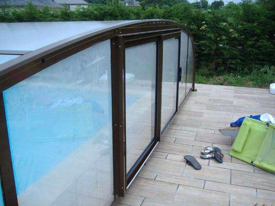 Abri piscine m dium landes 40 piscines loisirs for Piscine auray