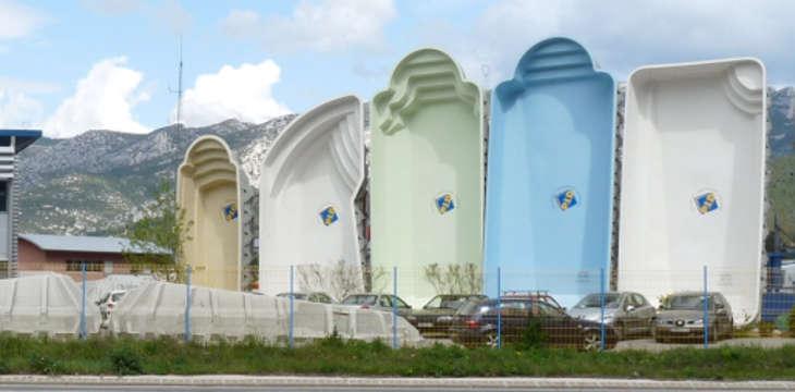 Coques de piscines pisciniste hossegor piscines loisirs for Piscine coque polyester pid